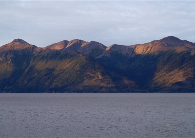 Am Turnagain Arm