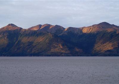 Turnagain Arm, Alaska, USA