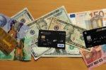 Bargeld und Kreditkarten auf Reisen, im Ausland