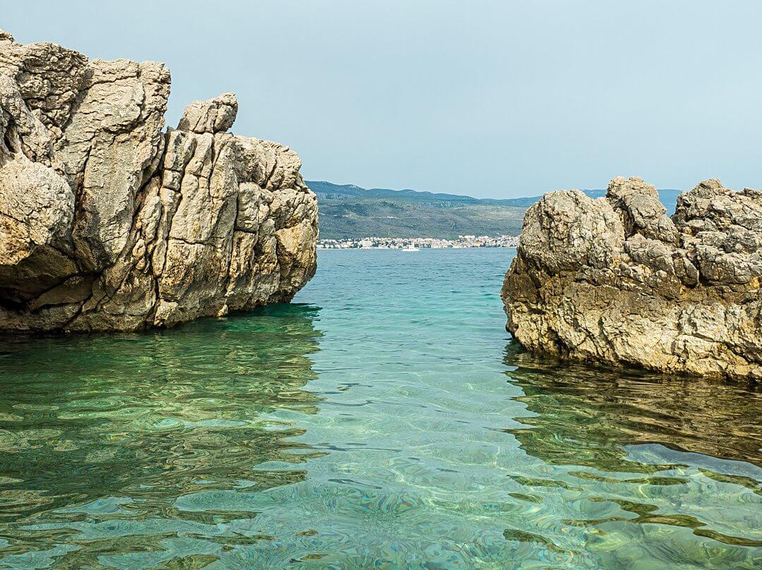 Die Adria-Küste von Kroatien (camperstyle.net)