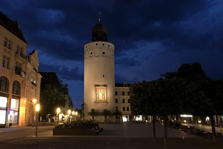 Der Dicke Turm (Frauenturm) von Görlitz