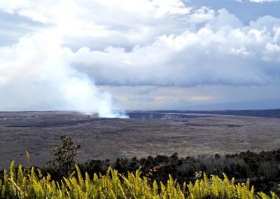 Halemaumau Crater, Hawaii