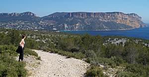 Provence Spuren