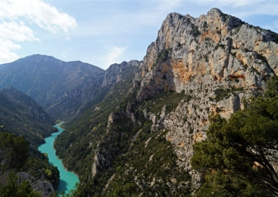 Grand Canyon mit Verdon