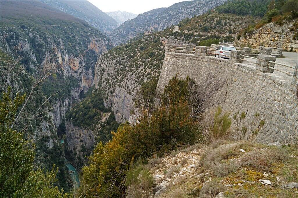 An der Routes des Cretes