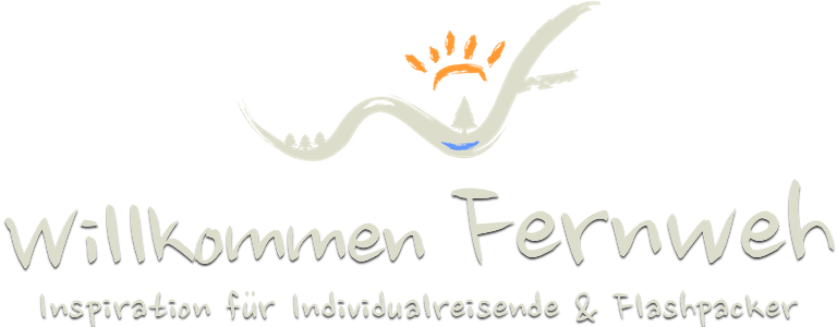 Willkommen Fernweh Logo