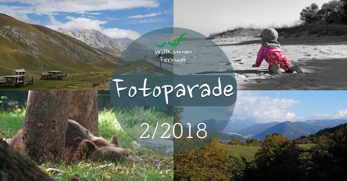 Fotoparade 2. Halbjahr 2018