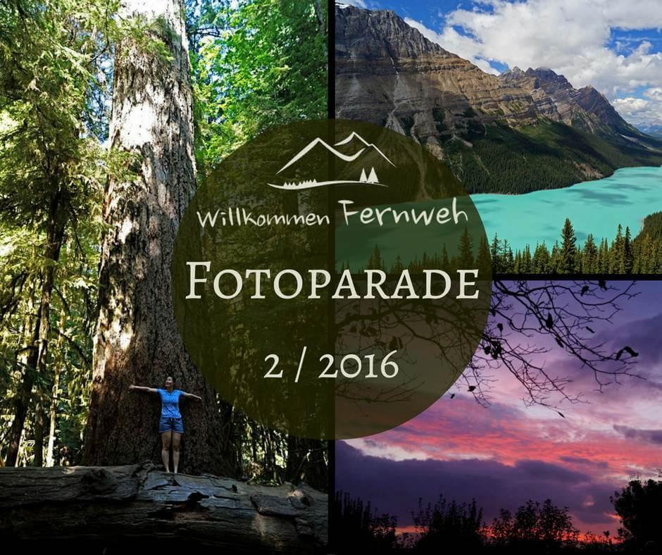 Fotoparade 2. Halbjahr 2016