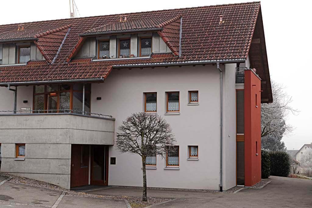 Das Gästehaus von Gengs Linde