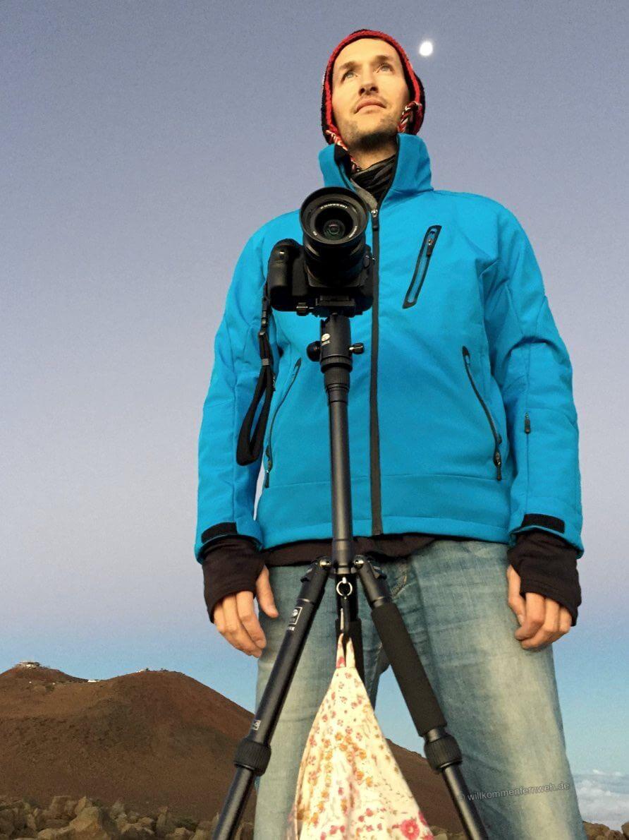 Fotostativ SIRUI T-005X Haleakala
