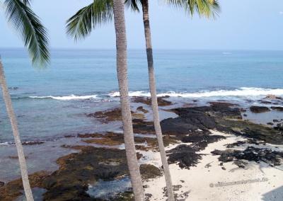 Ausblick vom Kona Bali Kai Condo