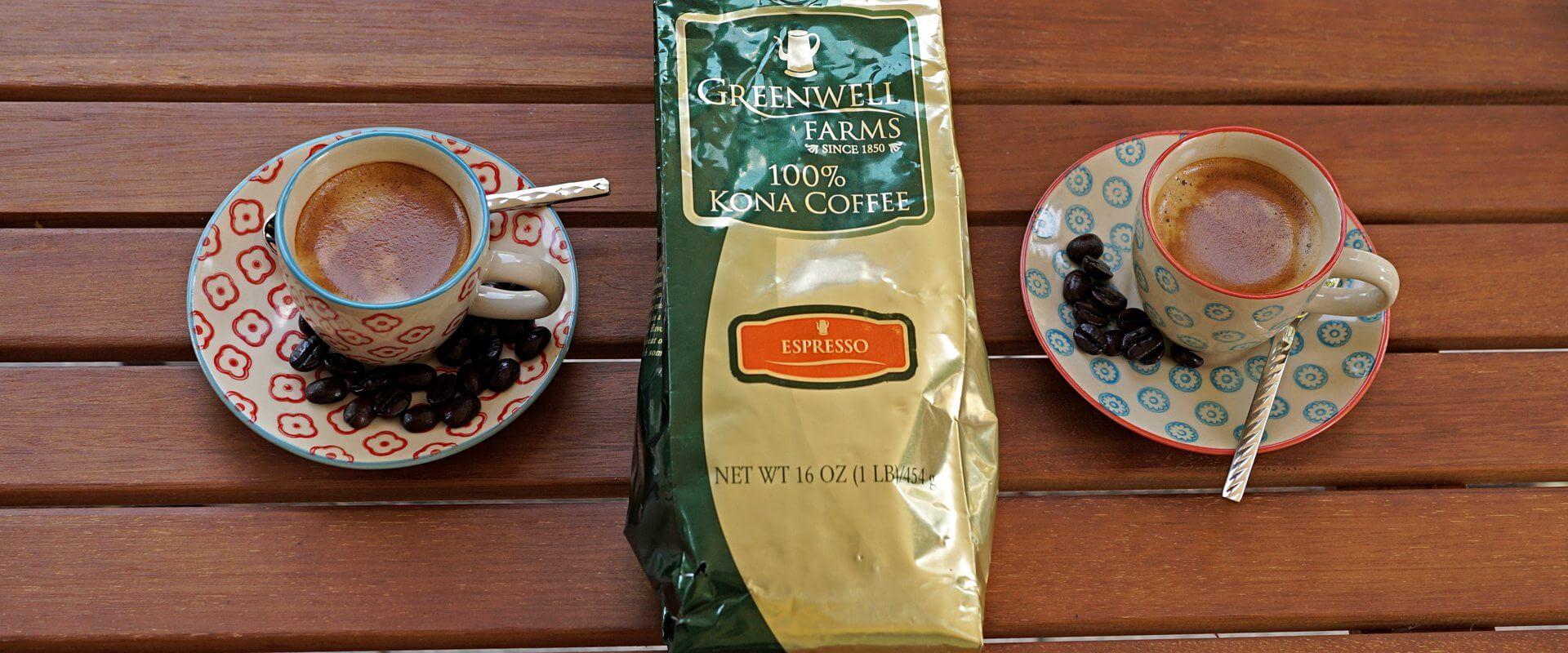 Kennst du Kona Coffee, den vielleicht besten Kaffee der Welt?