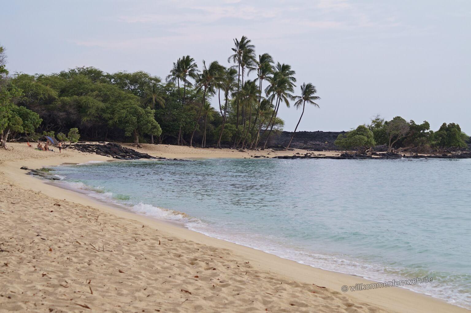 Mahaiula Beach, Hawaii