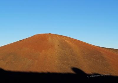 Gipfel des Mauna Kea