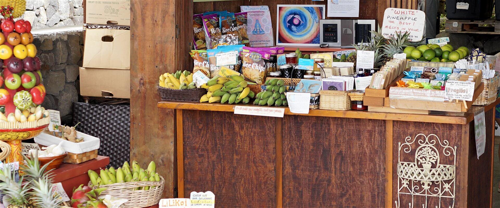 """Fruit Stands auf Hawaii – das beste """"Fast Food"""" der Welt"""