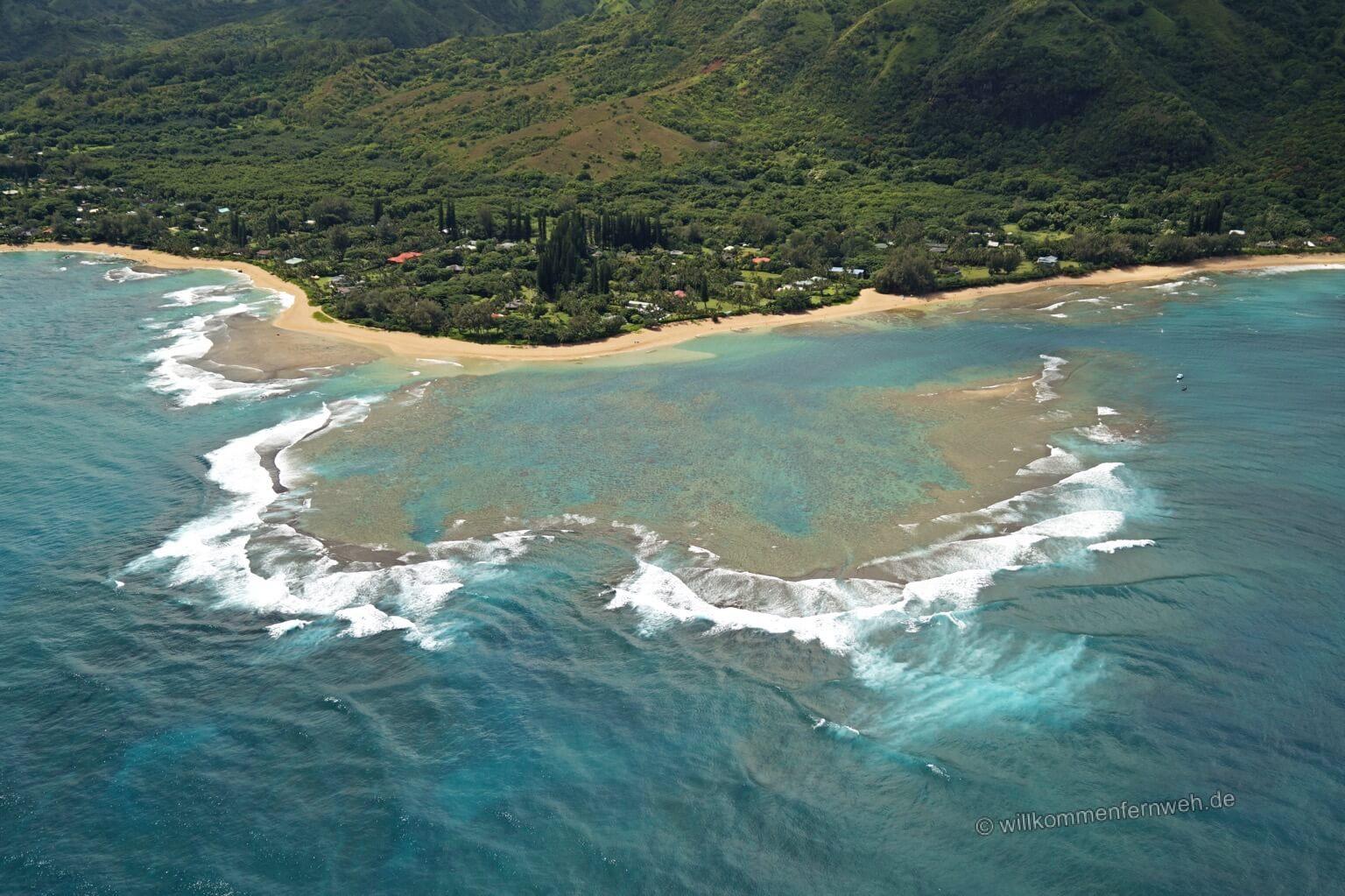 Tunnels Beach (Makua Beach), Kauai