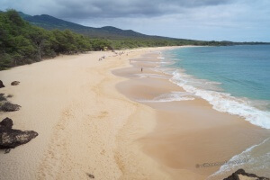 Makena Beach (Big Beach), Maui, Hawaii