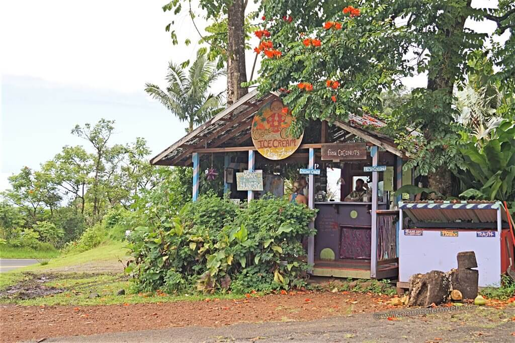 Coconut Glen's Fruit Stand