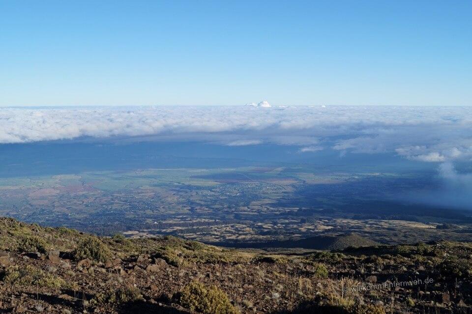 Aussicht vom Haleakala