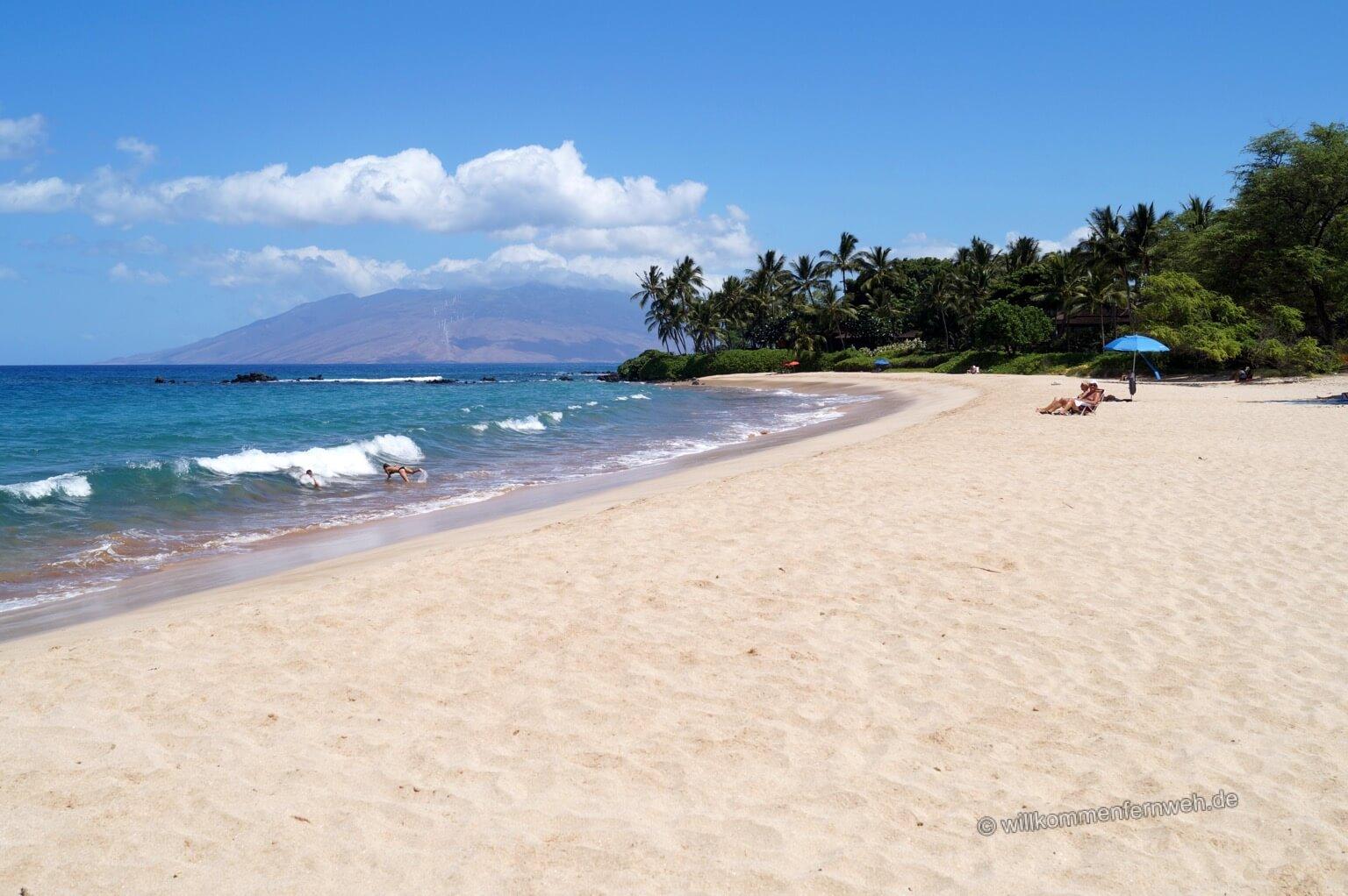 Palauea Beach, Maui