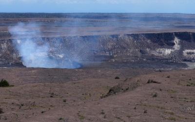 Regenwald und Lavaglühen im Hawaii Volcanoes National Park