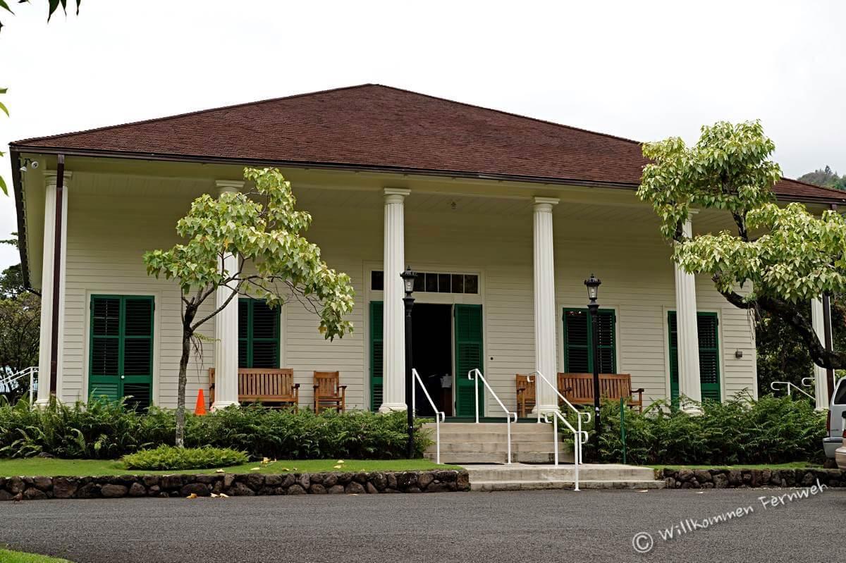 Queen Emma Palace, Honolulu
