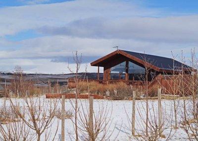 Unser Ferienhaus nördlich von Selfoss