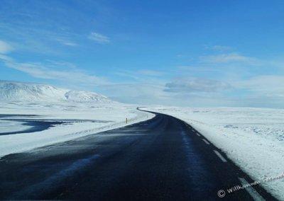 Roadtrip auf dem Weg zum Thingvellir