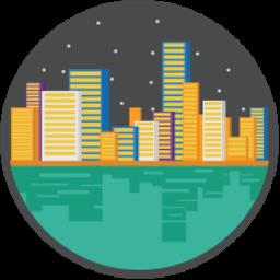 Stadt Symbol