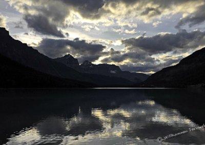 Lower Waterfowl Lake, Banff National Park