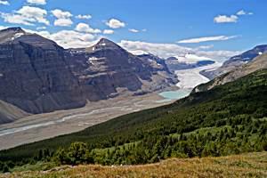 Saskatchewan Glacier, Jasper National Park