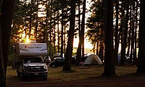 Besondere Campgrounds