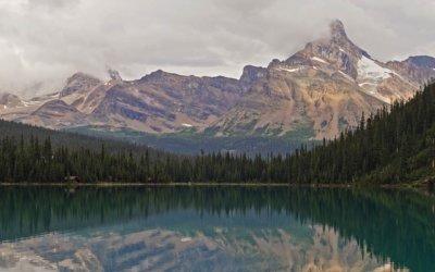 Glücksfall Lake O'Hara – die Rockies so wie früher erleben