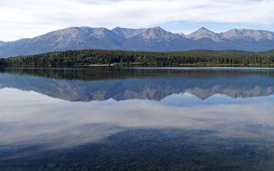 Der Jasper National Park – tolle Landschaft ohne Massenandrang
