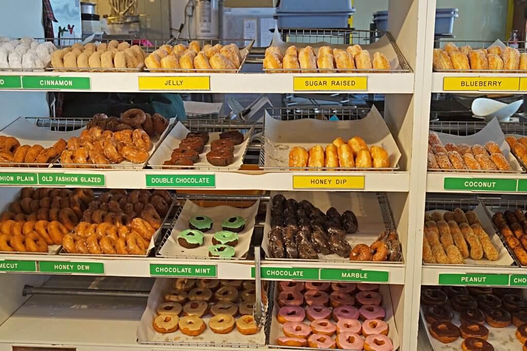 Lee's Donuts (super sind die Honey Dip!)