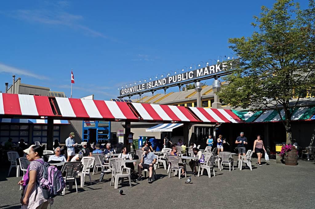 Der Granville Island Public Market