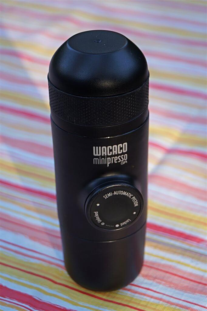 Minipresso von Wacaco
