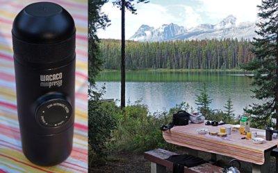 Die Minipresso – leckerer Espresso für Camping und unterwegs