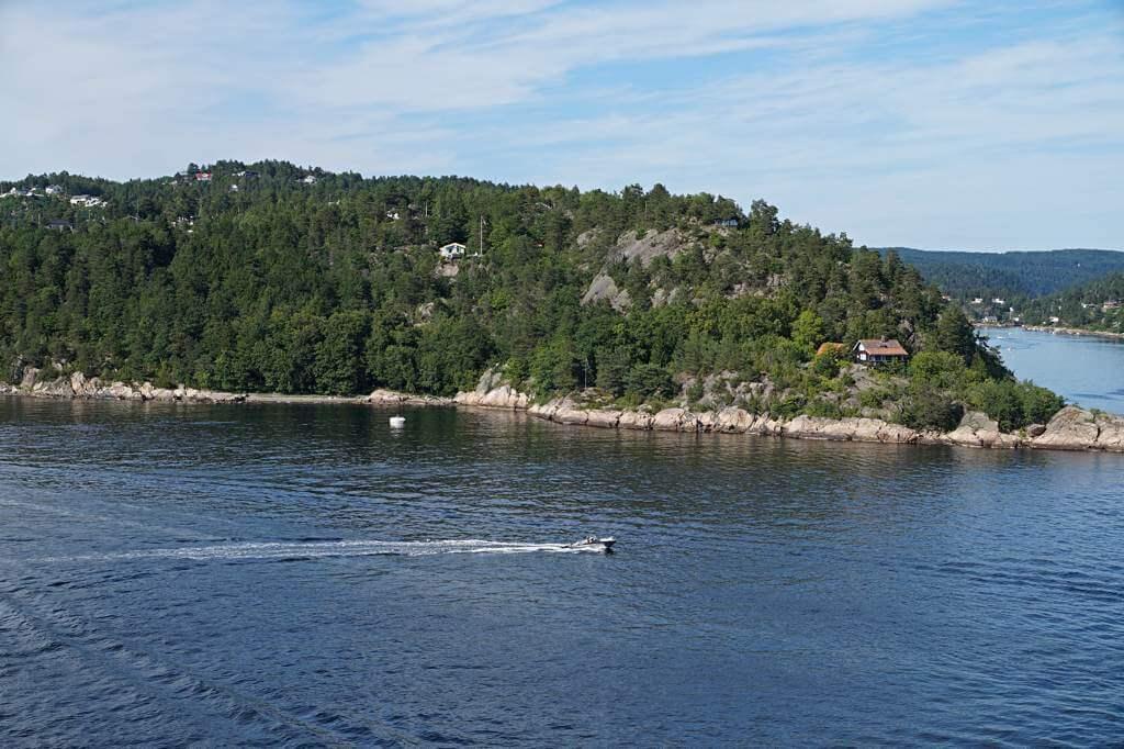 Oslofjord, Norwegen