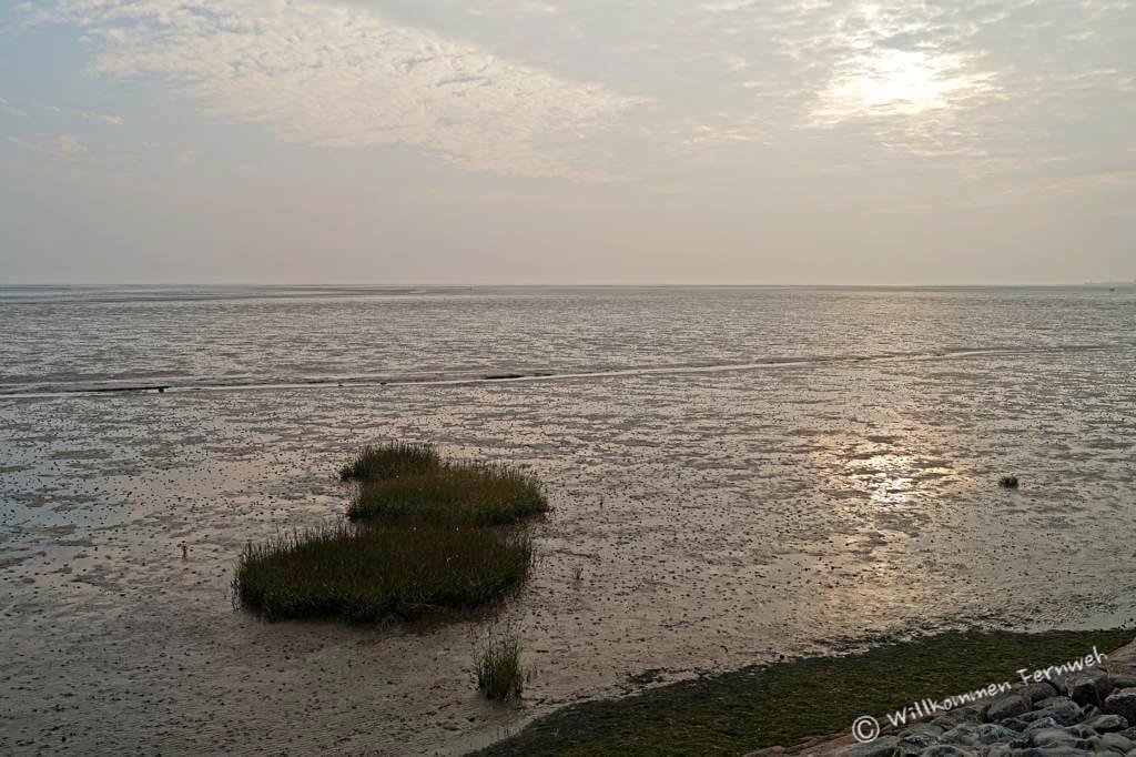 Wattenmeer der Nordsee