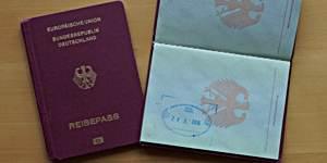 Reisepass Einreise Kanada