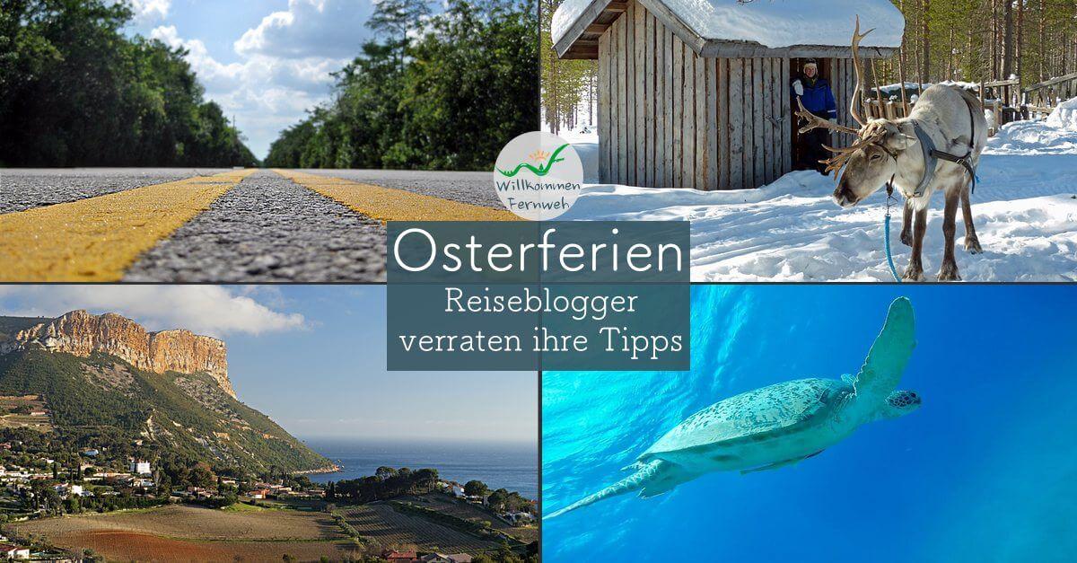 Reiseziele Osterferien