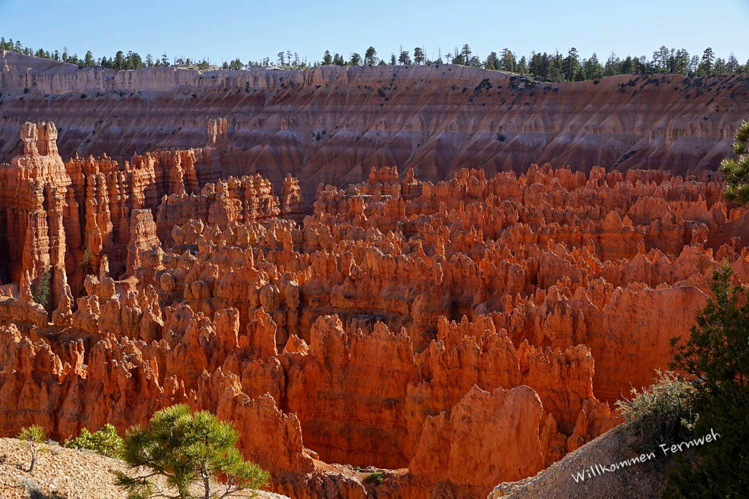Silent City im Bryce Canyon