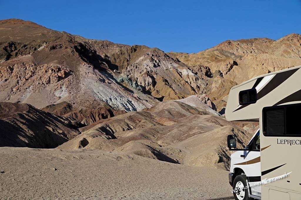 Artist's Palette im Death Valley Nationalpark