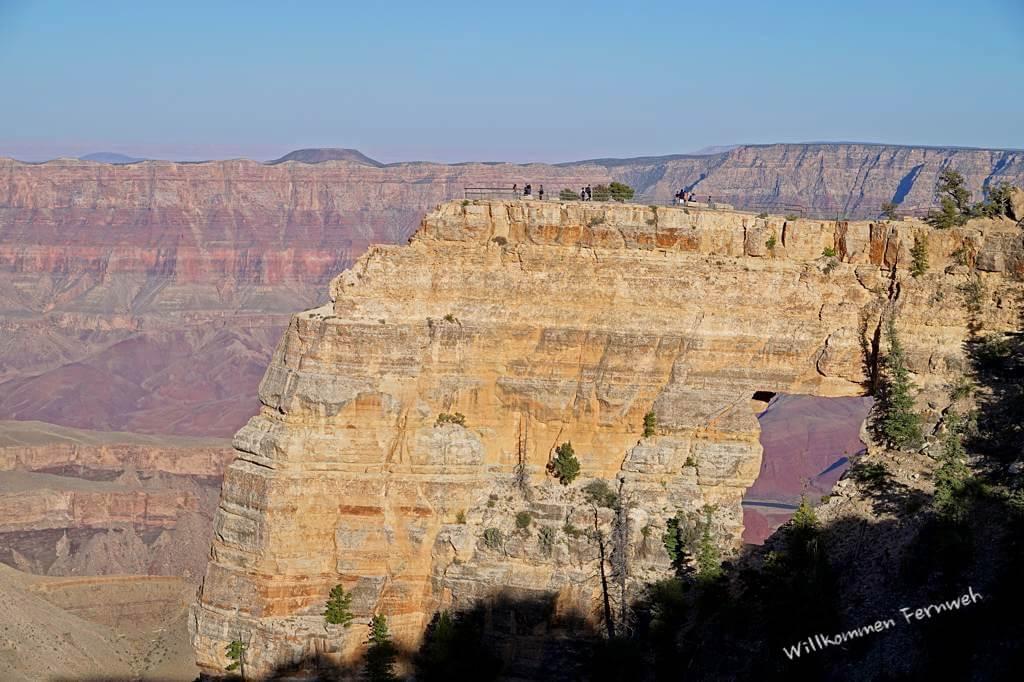 Angel's Window am Cape Royal, Grand Canyon North Rim