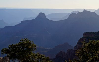 Unsere Highlights am Grand Canyon North Rim mit dem Wohnmobil