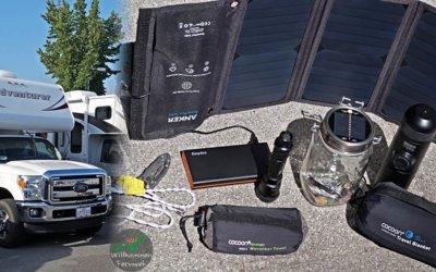 Die Vorbereitung deines Wohnmobil-Roadtrips mit Packliste für USA & Kanada