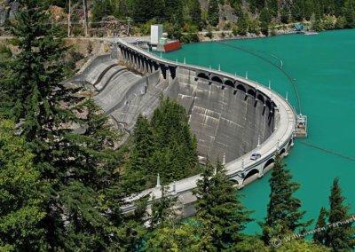 Der Diablo Dam