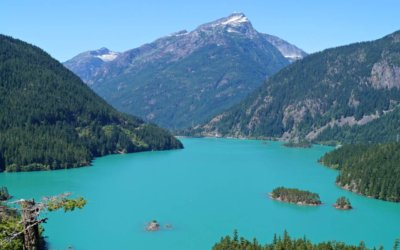North Cascades National Park – wenig besuchte, großartige Bergwelt