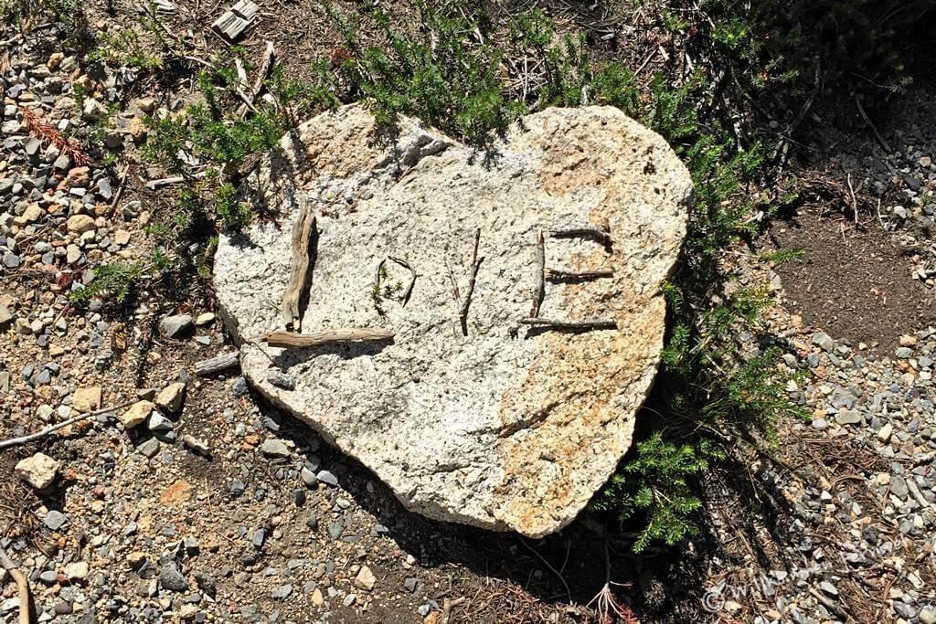 LOVE, North Cascades National Park, USA